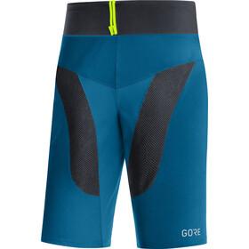 GORE WEAR C5 Trail Light Spodnie krótkie Mężczyźni, niebieski